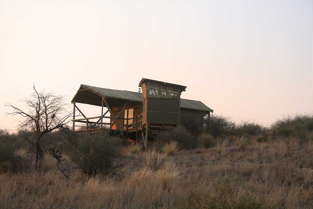 Teufelskrallen Tented Lodge